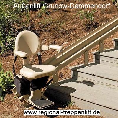 Außenlift  Grunow-Dammendorf