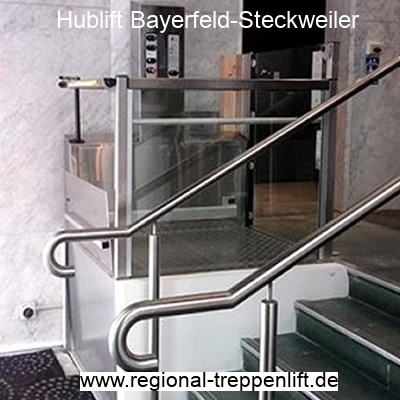 Hublift  Bayerfeld-Steckweiler