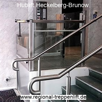 Hublift  Heckelberg-Brunow
