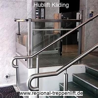 Hublift  Kliding