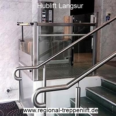 Hublift  Langsur