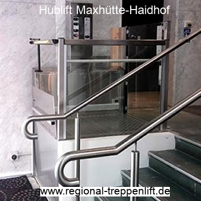 Hublift  Maxhütte-Haidhof