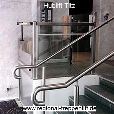 Hublift  Titz
