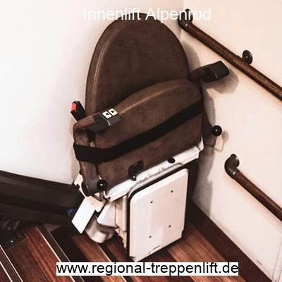 Innenlift  Alpenrod
