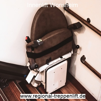 Innenlift  Wonsheim