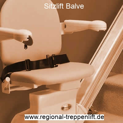 Sitzlift  Balve