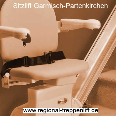 Sitzlift  Garmisch-Partenkirchen