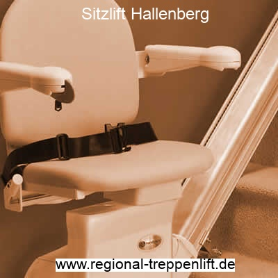 Sitzlift  Hallenberg