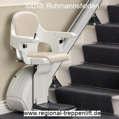 Sitzlift  Ruhmannsfelden