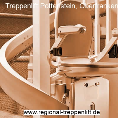 Treppenlift  Pottenstein, Oberfranken