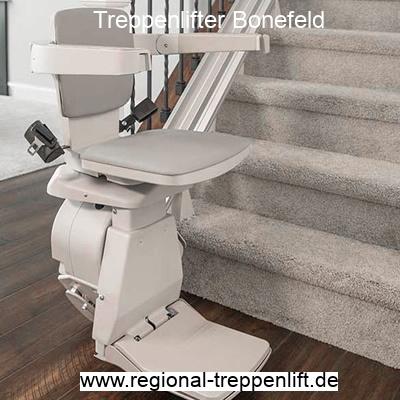 Treppenlifter  Bonefeld