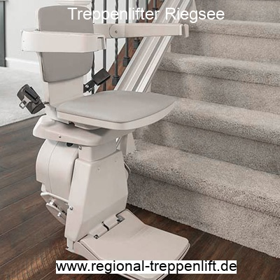 Treppenlifter  Riegsee