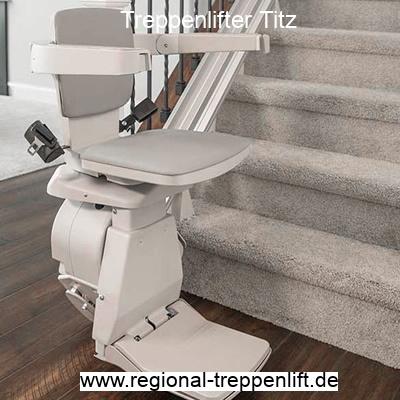 Treppenlifter  Titz