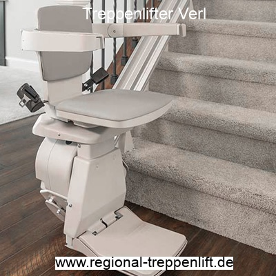 Treppenlifter  Verl