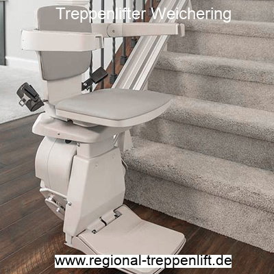 Treppenlifter  Weichering