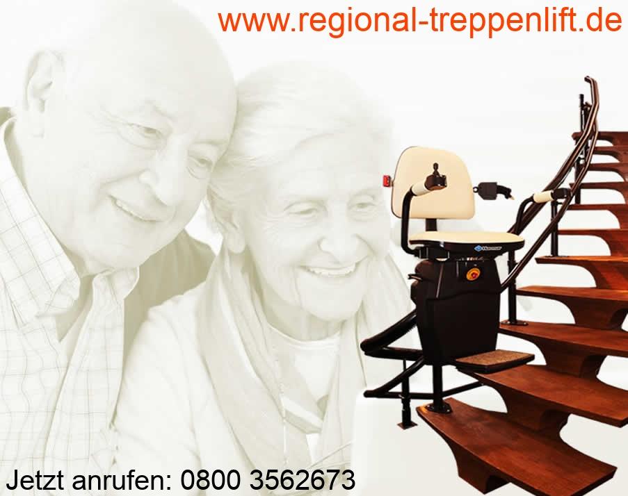 Treppenlift Lebusa von Regional-Treppenlift.de