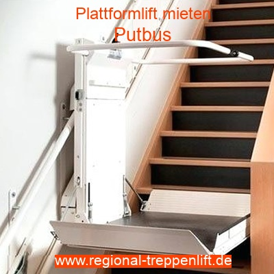 Plattformlift mieten in Putbus