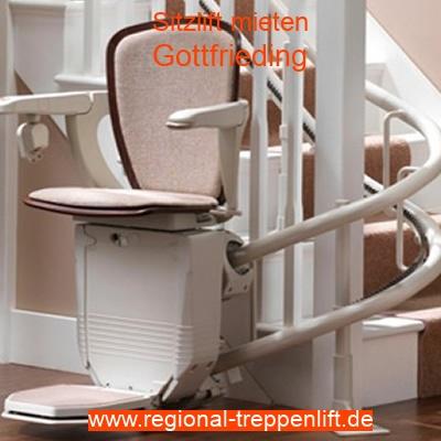 Sitzlift mieten in Gottfrieding