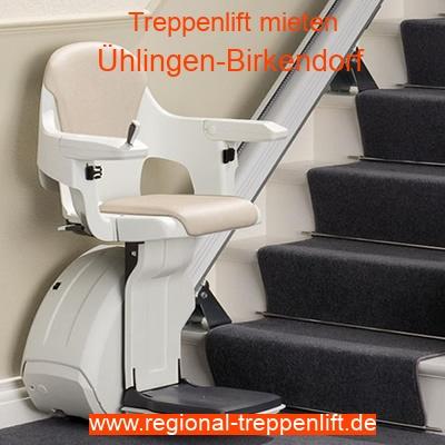 Treppenlift mieten in Ühlingen-Birkendorf