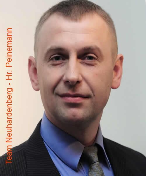 Treppenlift Beratung Neuhardenberg Günther Peinemann