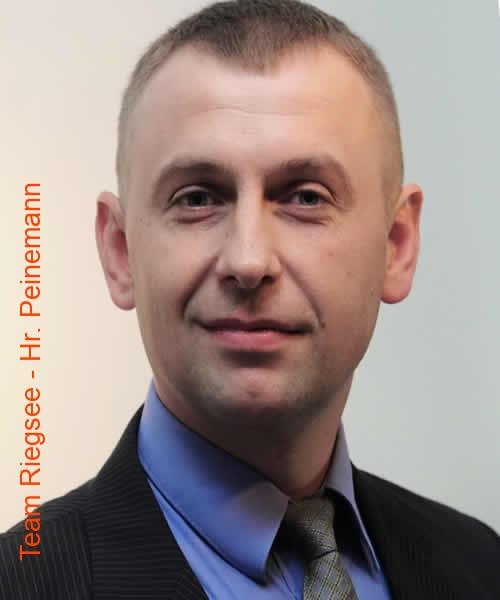 Treppenlift Beratung Riegsee Günther Peinemann