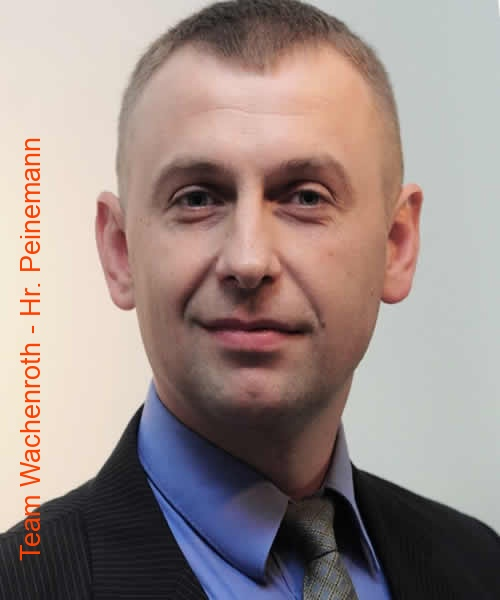 Treppenlift Beratung Wachenroth Günther Peinemann